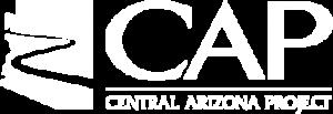 Central Arizona Project Logo White