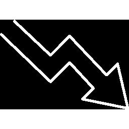 Descending Arrow Icon