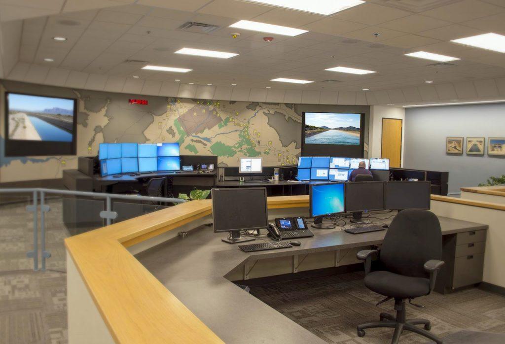 CAP Control Center