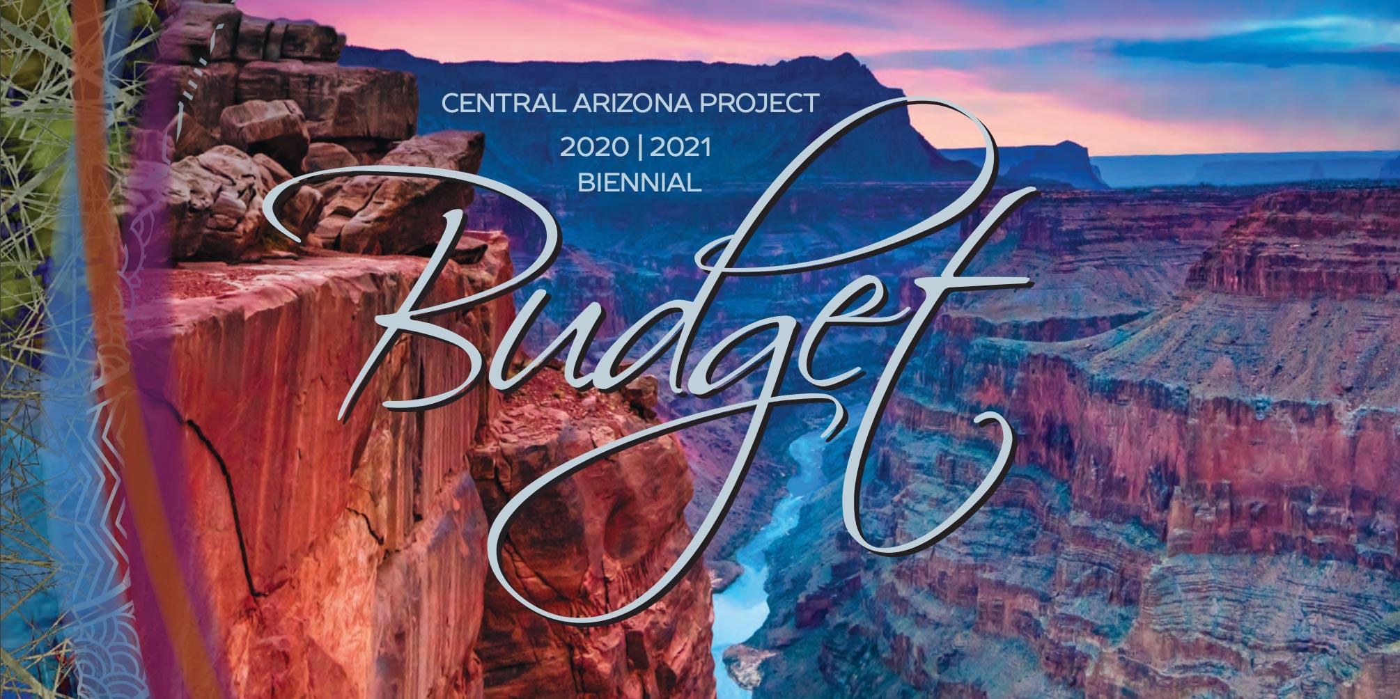 CAP Budget Document Cover