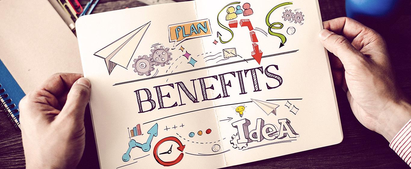 Benefits Graphic