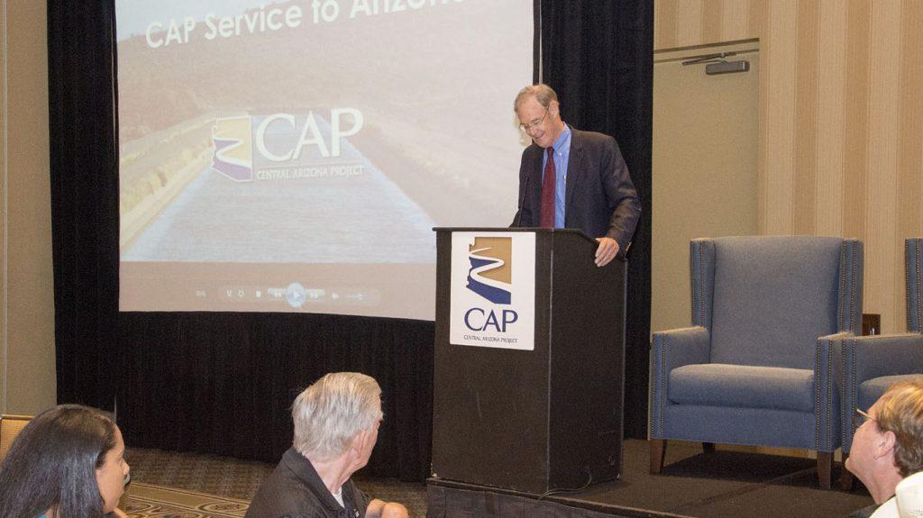 CAP Meeting Speaker