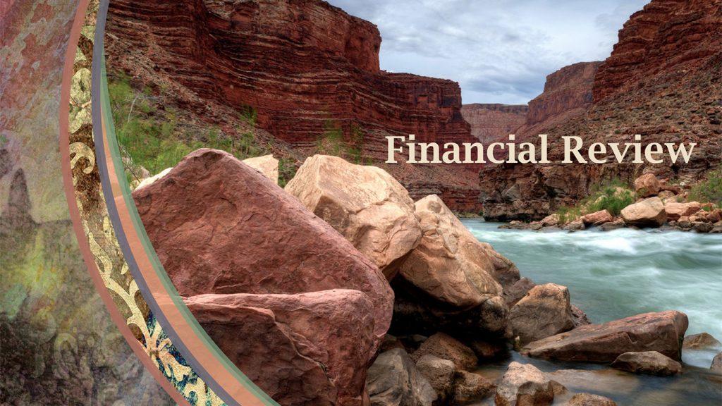 CAP Quarterly Financial Review