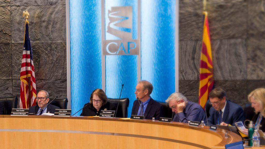 CAP Board Meeting