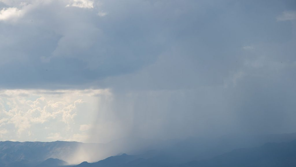 Rain Clouds Weather Modification Project