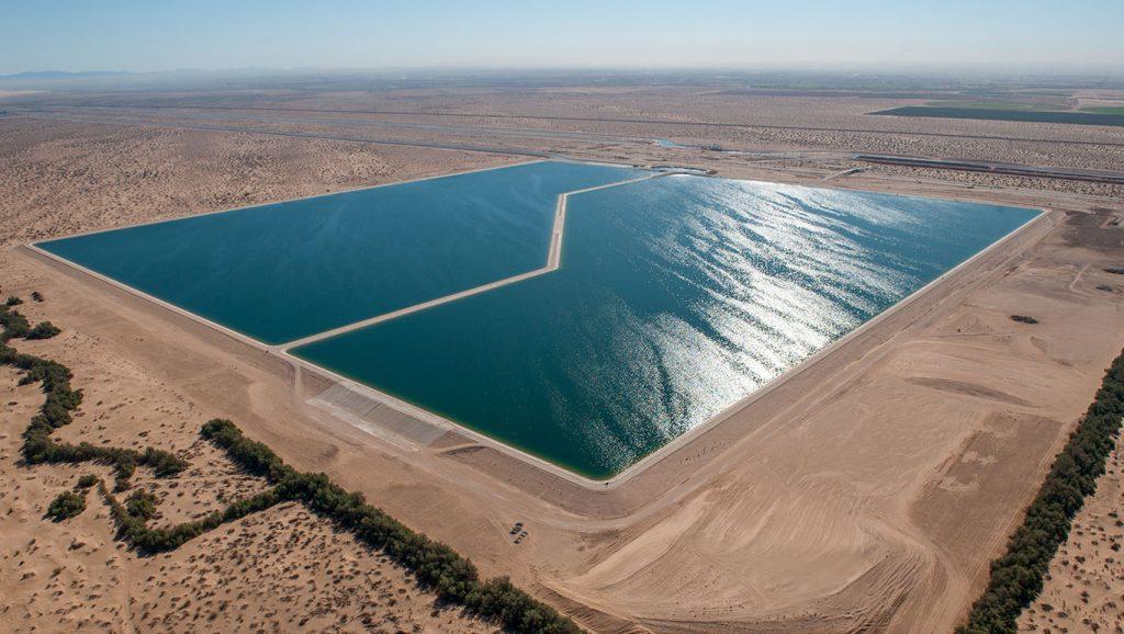Brock Reservoir
