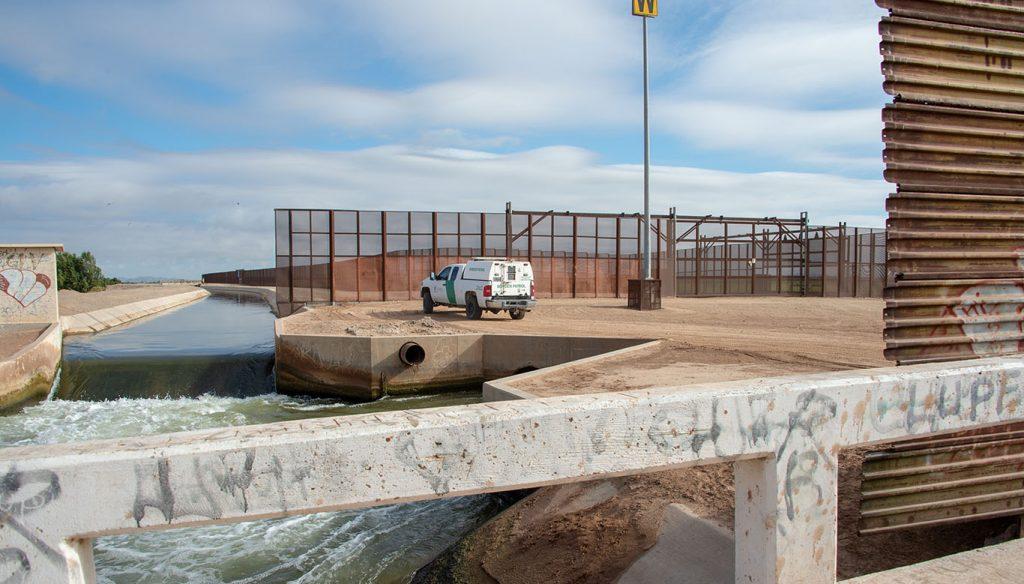 Colorado River Mexico Border
