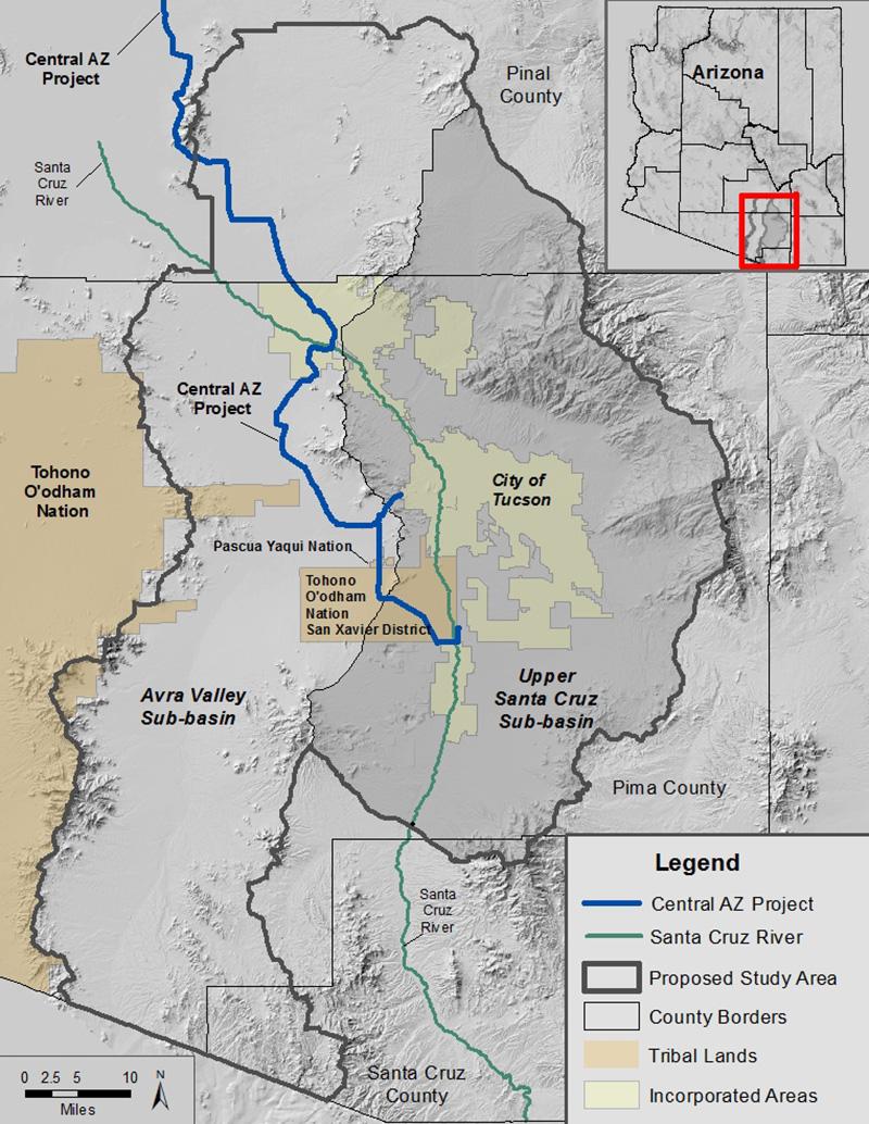 LSCRBS Map