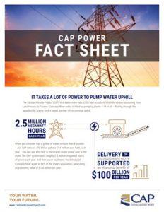 CAP Power Factsheet Thumbnail Graphic